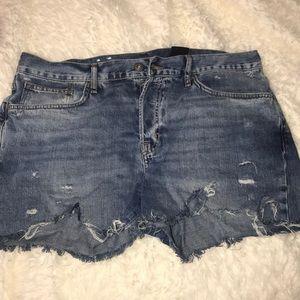 H&M Denim Shorts [36].